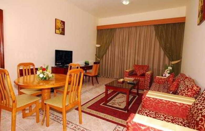 Ramee Guestline Apartments Abudhabi - Room - 1