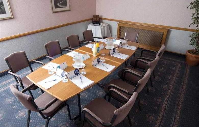 Best Western Cumberland - Hotel - 117