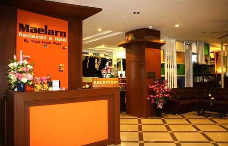 Mae Larn Restraurant & Hotel - Hotel - 0