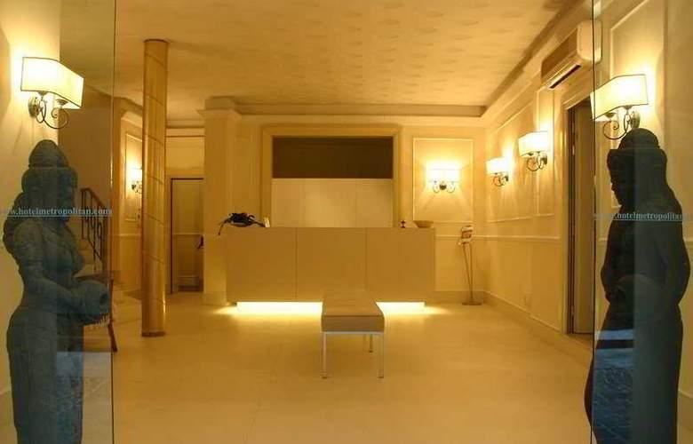 Metropolitan Hotel - Hotel - 0