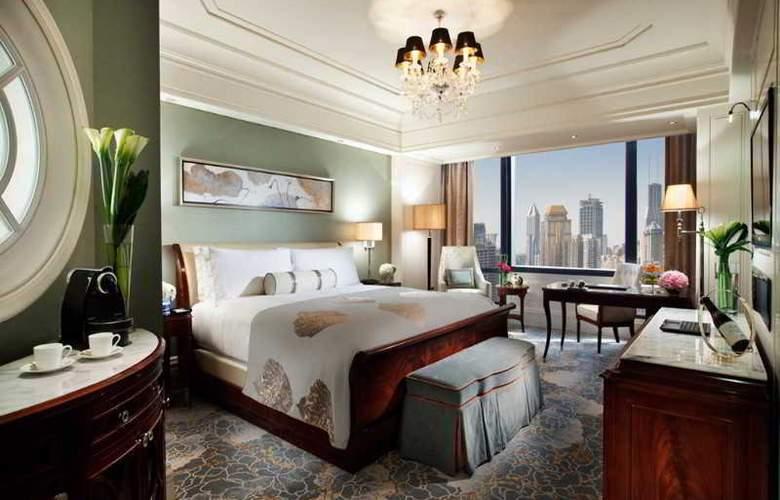 Waldorf Astoria Shanghai on the Bund - Room - 22
