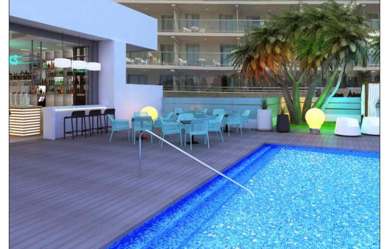 Benidorm Centre-Only Adults - Pool - 3
