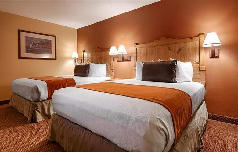 Best Western Plus Rio Grande Inn - Room - 55