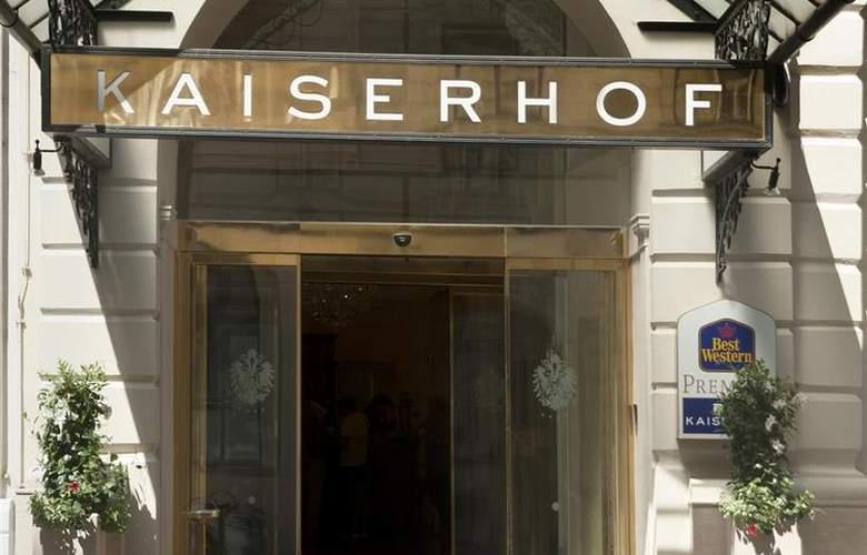 Kaiserhof Wien - Hotel - 86