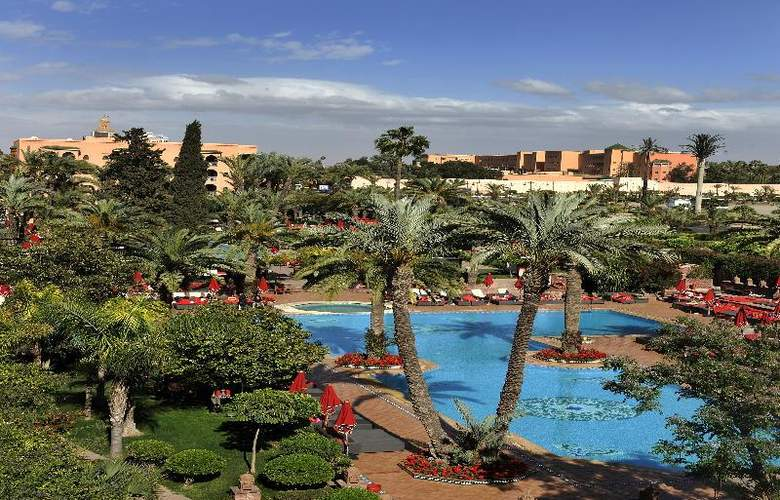 Sofitel Marrakech Palais Imperial - Pool - 14