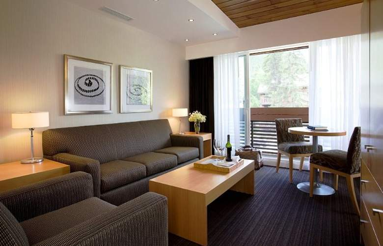 Banff Aspen Lodge - Room - 18