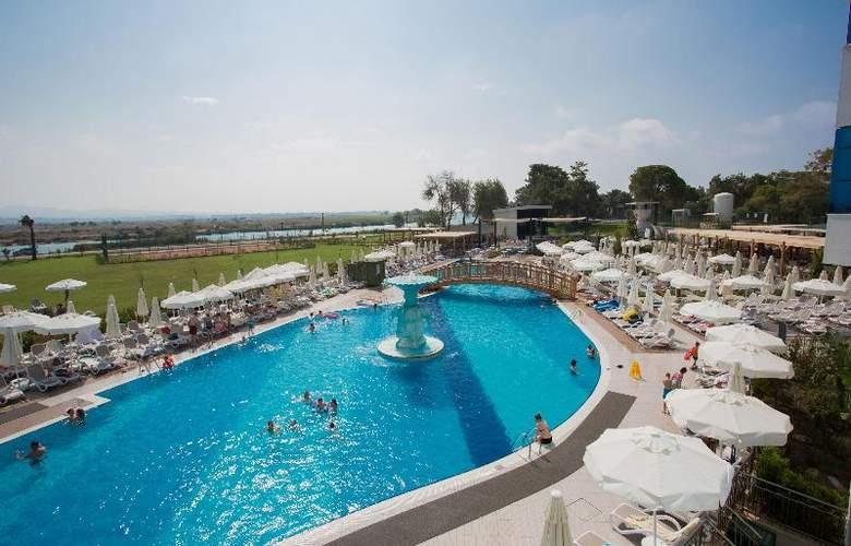 Water Side Delux Resort - Pool - 51