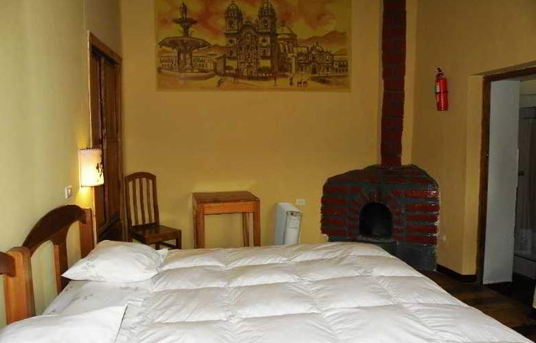 Orquidea Real Hostal - Room - 11