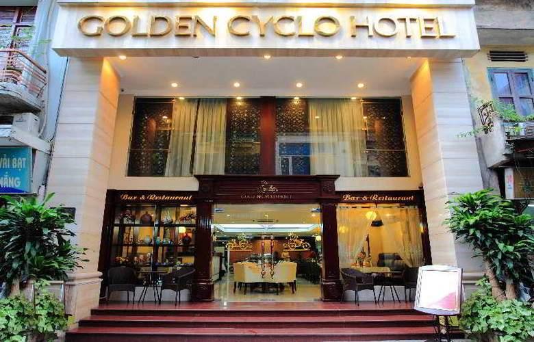 Golden Cyclo Hotel - Hotel - 5