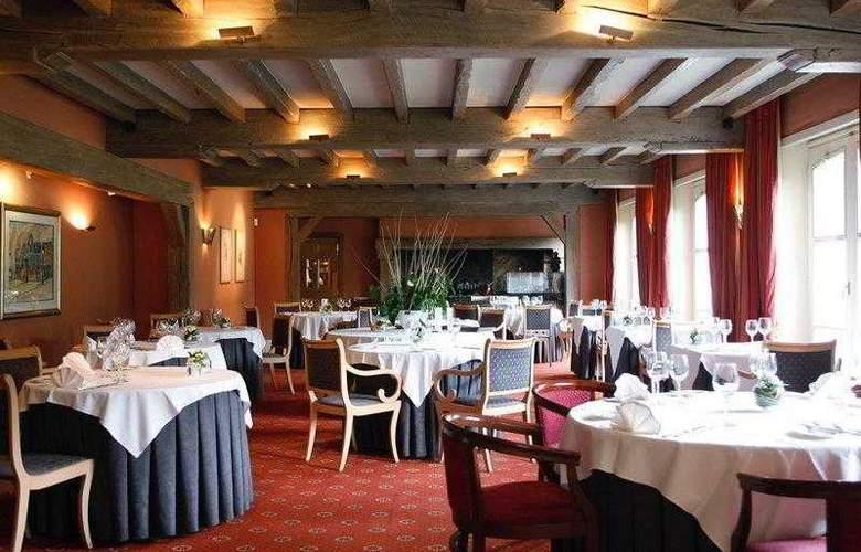 BEST WESTERN PREMIER Weinebrugge - Hotel - 8