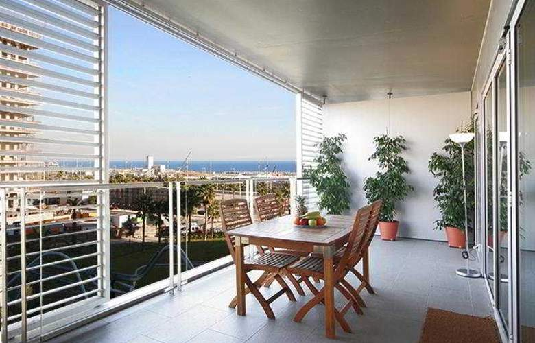Rent Top Apartments Diagonal Mar - Terrace - 10