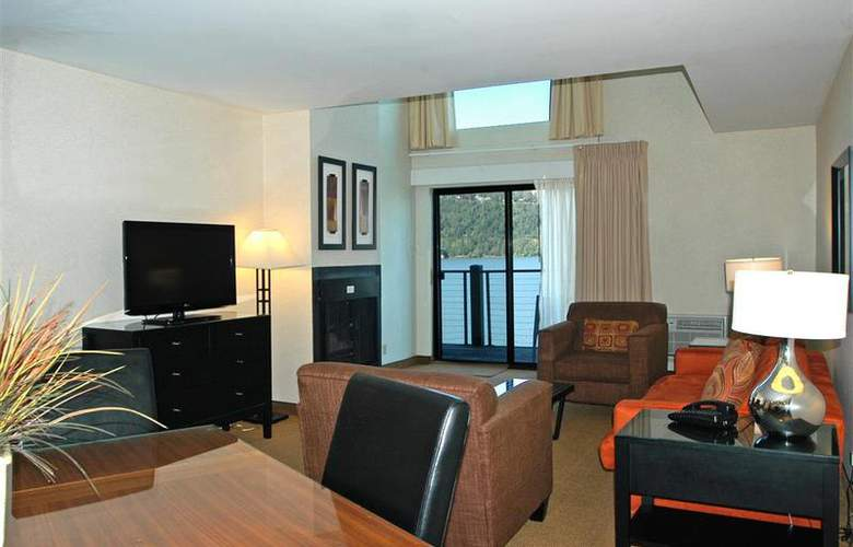 Best Western Plus Hood River Inn - Room - 82