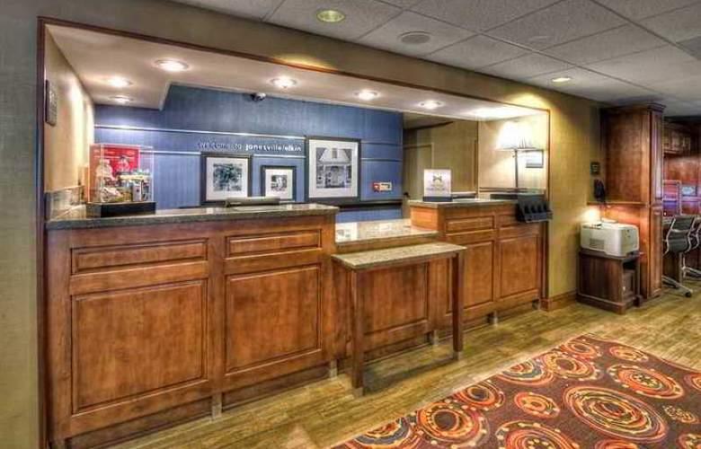 Hampton Inn Jonesville/Elkin - Hotel - 0