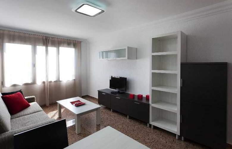 Pío XII Apartments Valencia - Room - 15