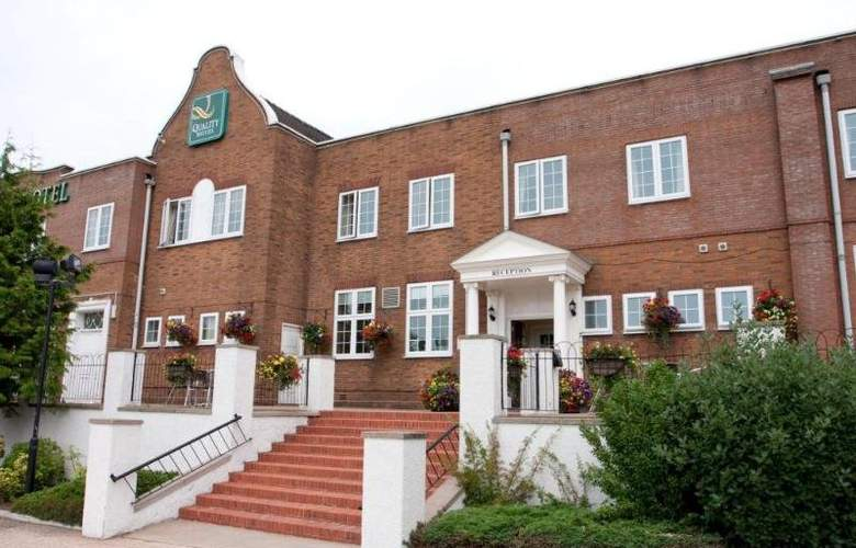 Quality Hotel Coventry - Hotel - 1