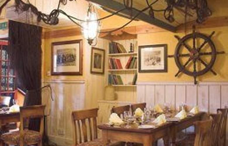 Royal Hotel, Stornoway - Restaurant - 5