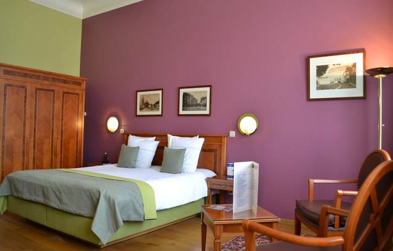 Best Western Premier La Villa Des Fleurs - Room - 12