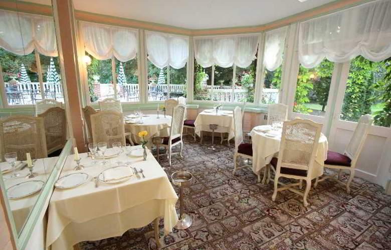 Belle Isle Sur Risle - Restaurant - 24