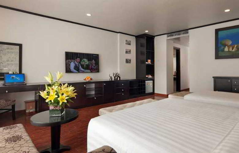 Boss Legend Hotel - Room - 3