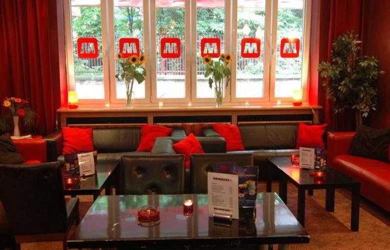 Meininger Hotel Cologne City Center - Bar - 3