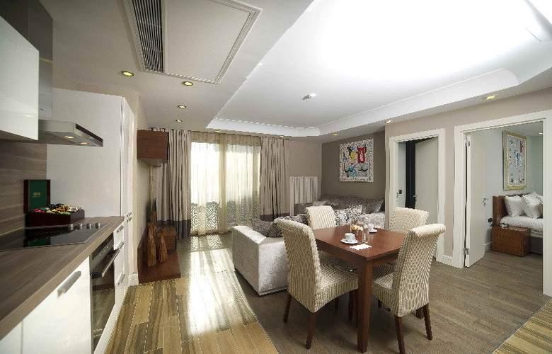 Taba Luxury Suites - Room - 9