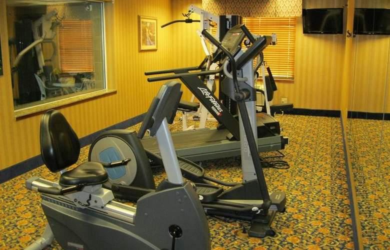 Best Western Executive Inn & Suites - Sport - 161