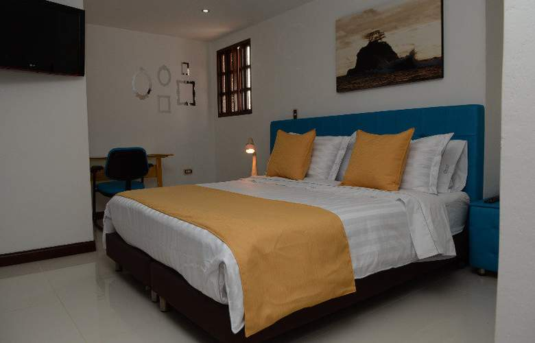 Kolor Hotel Boutique - Room - 9