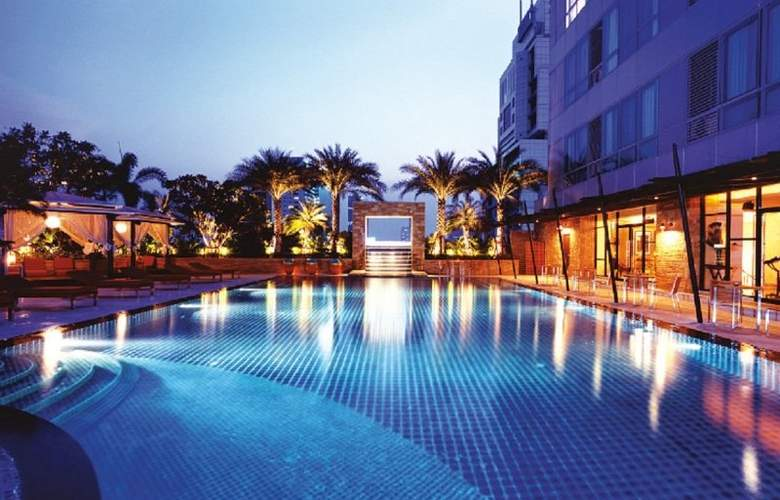Ascott Sathorn Bangkok - Pool - 8