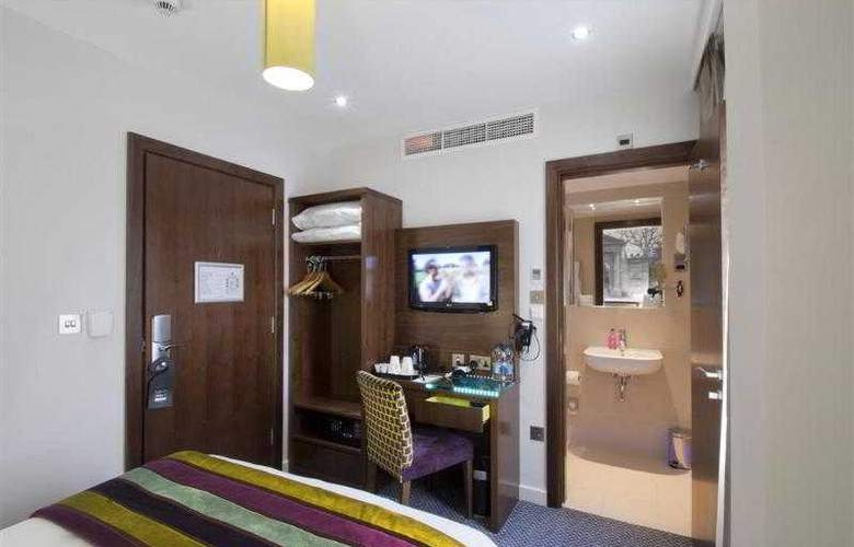 Best Western Plus Seraphine Hotel Hammersmith - Hotel - 45