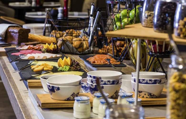 Mercure Amsterdam City - Restaurant - 20