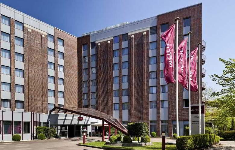 Mercure Hamburg am Volkspark - Hotel - 4