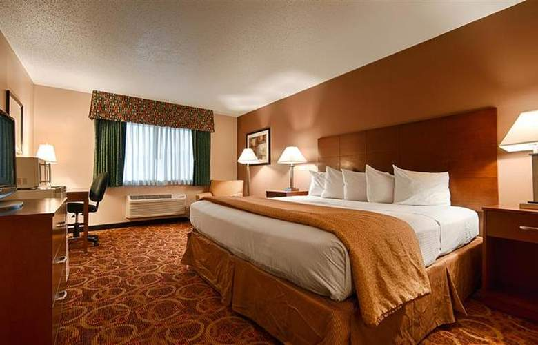 Best Western Ambassador Inn & Suites - Room - 70