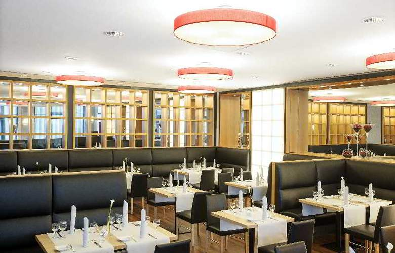 NH Berlin-Alexanderplatz - Restaurant - 13