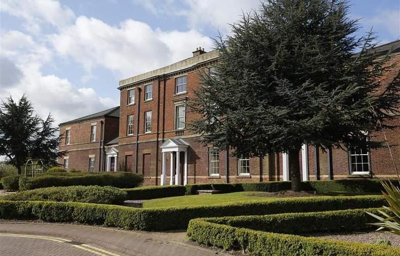 Best Western Stoke-On-Trent Moat House - Hotel - 58