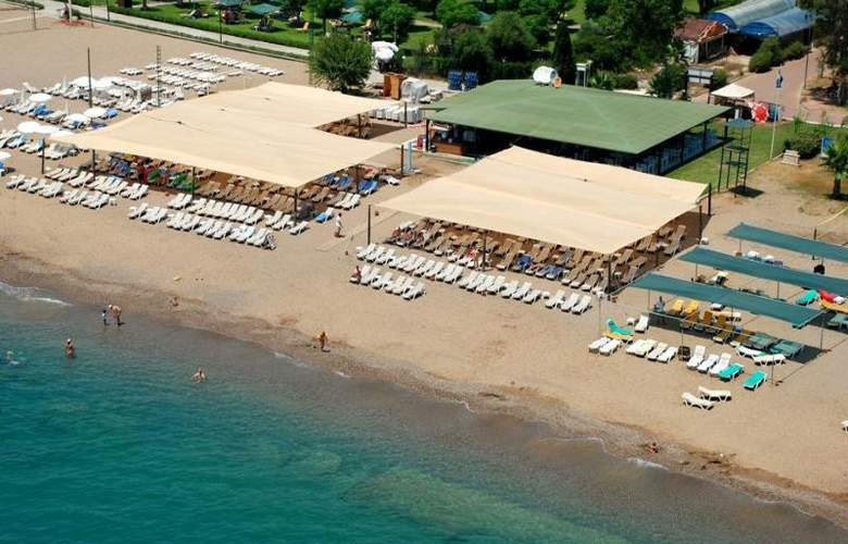 Maya World Hotel Belek - Beach - 71