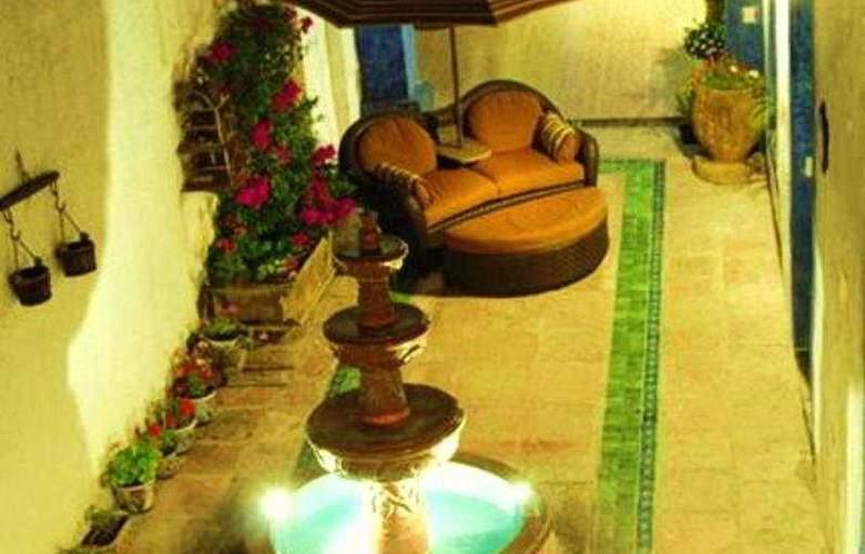 Hotel & Spa Mansion del Burro Azul - General - 1