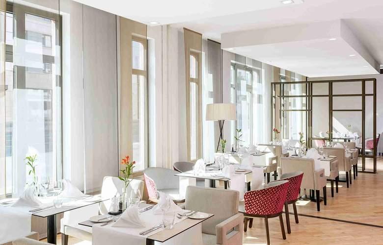 NH Collection Nurnberg City - Restaurant - 5