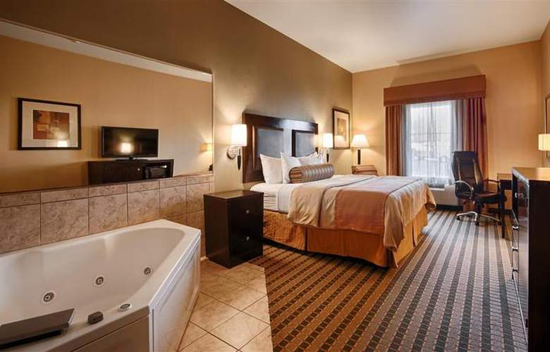 Best Western Plus Duncanville/Dallas - Room - 92