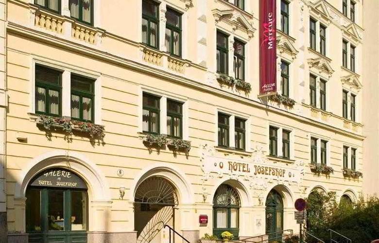 Mercure Josefshof Wien - Hotel - 14