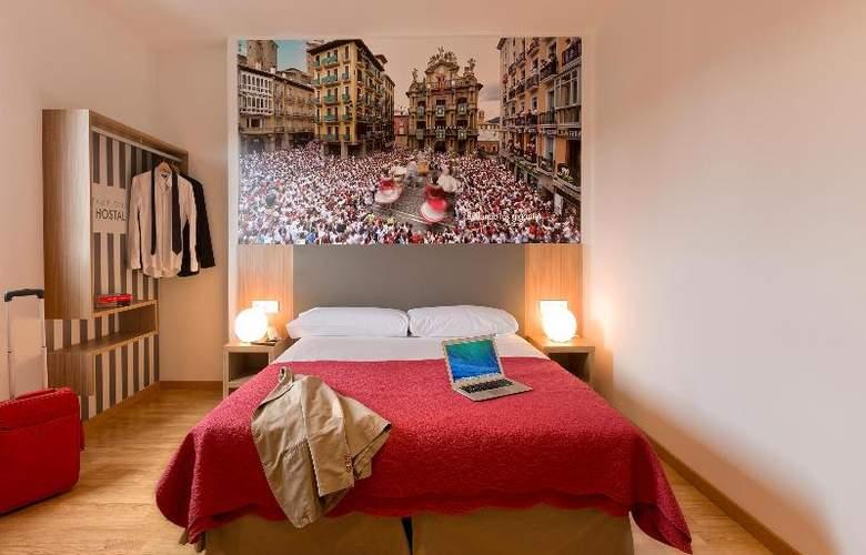 Hostal Pamplona - Room - 9