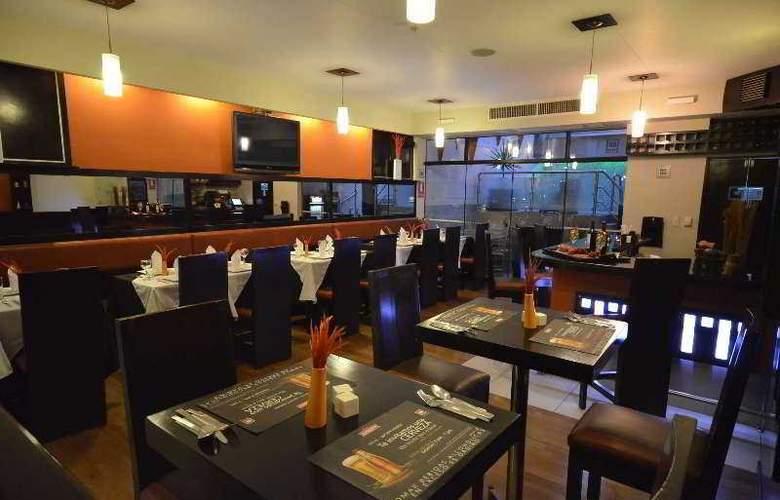 QP Hotels Lima - Restaurant - 8