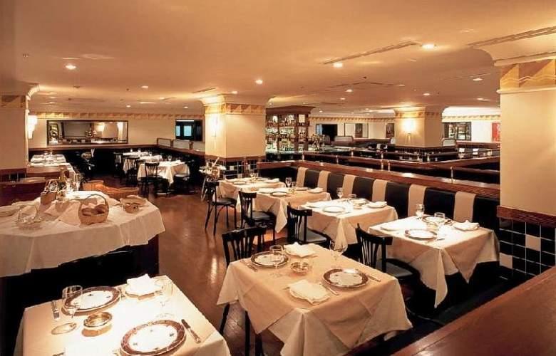 Rose Hotel Yokohama - Restaurant - 4