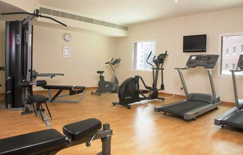 Express By Holiday Inn Dubai Internet City - Sport - 7