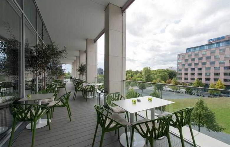 Scandic Berlin Potsdamer Platz - Terrace - 33