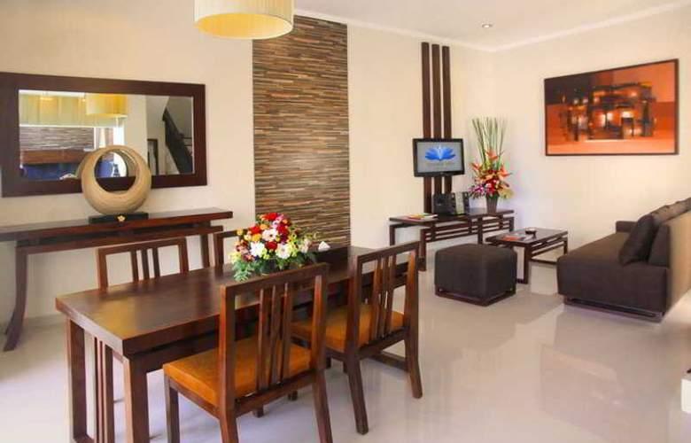 Uppala Villa Seminyak - Room - 10