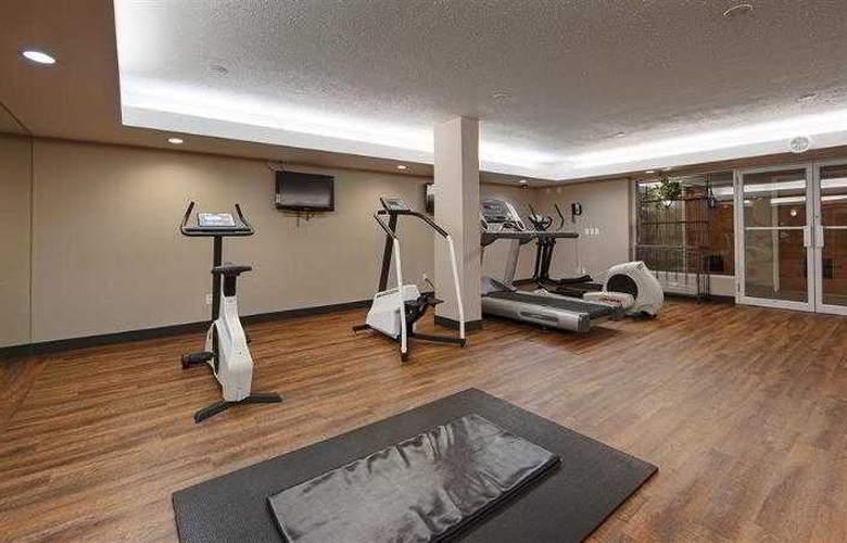 Best Western Plus Pocaterra Inn - Hotel - 80