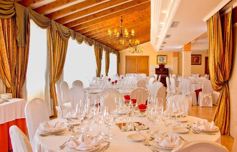 Mon Port Hotel Spa - Restaurant - 144