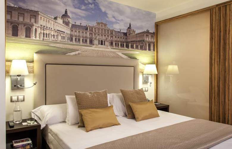 Dome Madrid Las Tablas - Room - 12