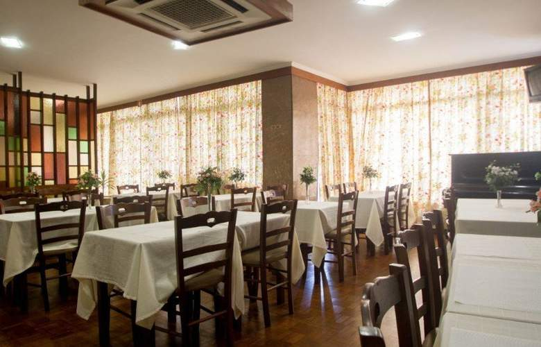 Residencial Greco - Restaurant - 4