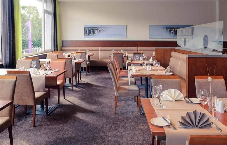 Mercure Hotel Trier Porta Nigra - Restaurant - 42